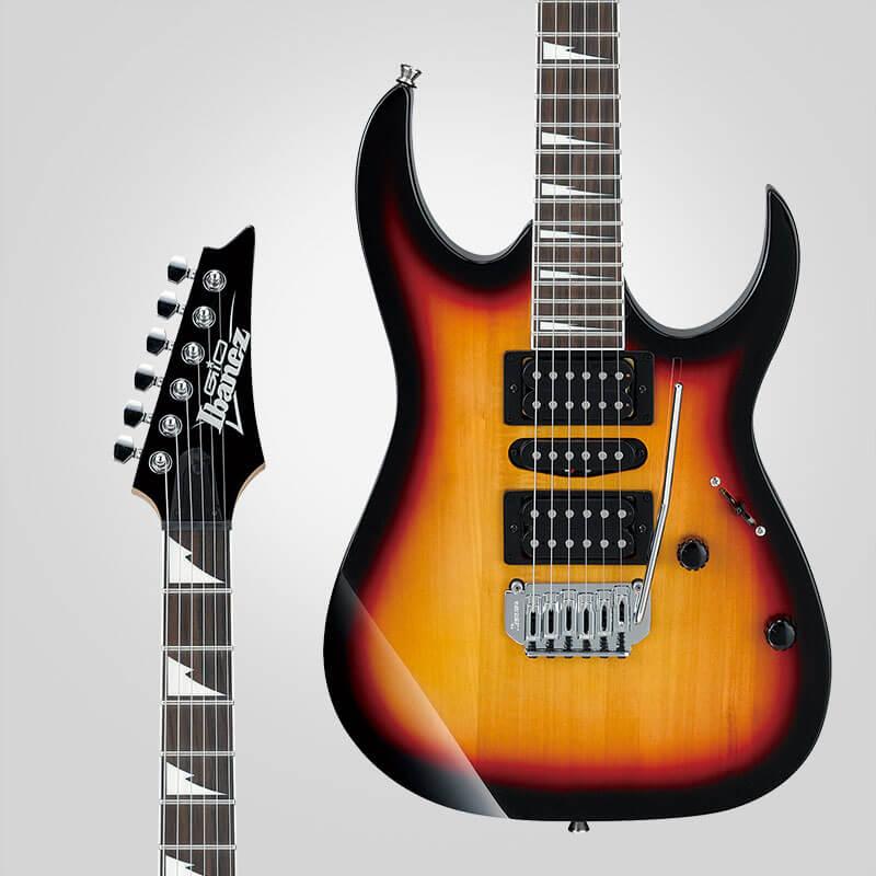 Ibanez官方旗舰店 依班娜GRG170DX电吉他 多色可选初学者适用新款 02