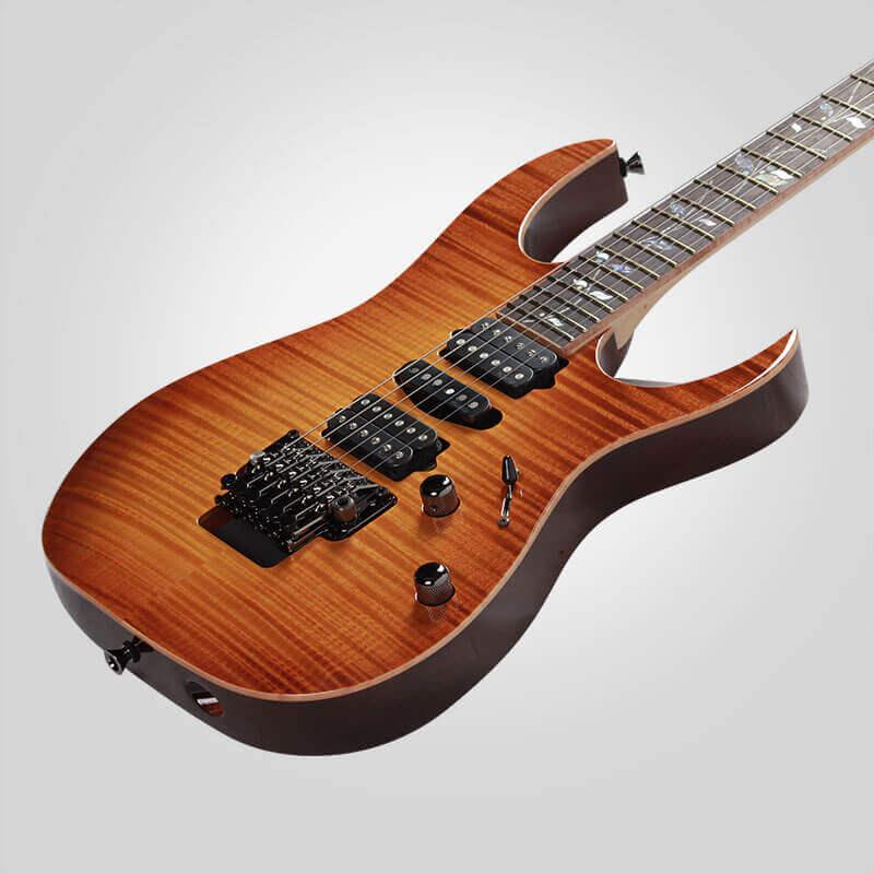 Ibanez官方旗舰店 爱宾斯 依班娜 RG8570Z电吉他J.Custom日本定制 02