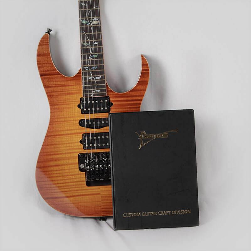 Ibanez官方旗舰店 爱宾斯 依班娜 RG8570Z电吉他J.Custom日本定制 05