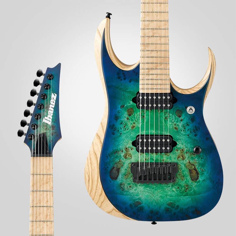 Ibanez官方旗舰店 爱宾斯 依班娜 RGDIX系列电吉他 6弦7弦可选 02