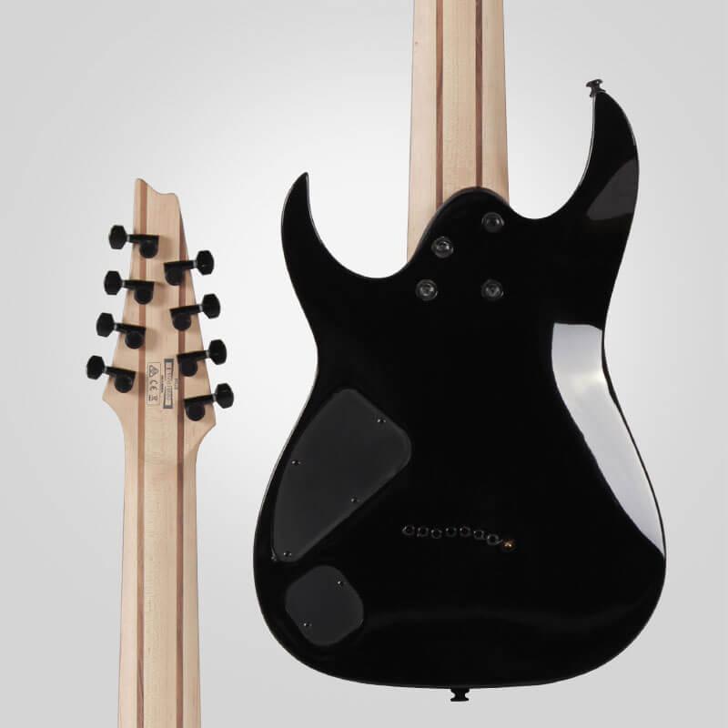 Ibanez官方旗舰店 爱宾斯 依班娜RG8-BK RG Standard 8弦电吉他 02