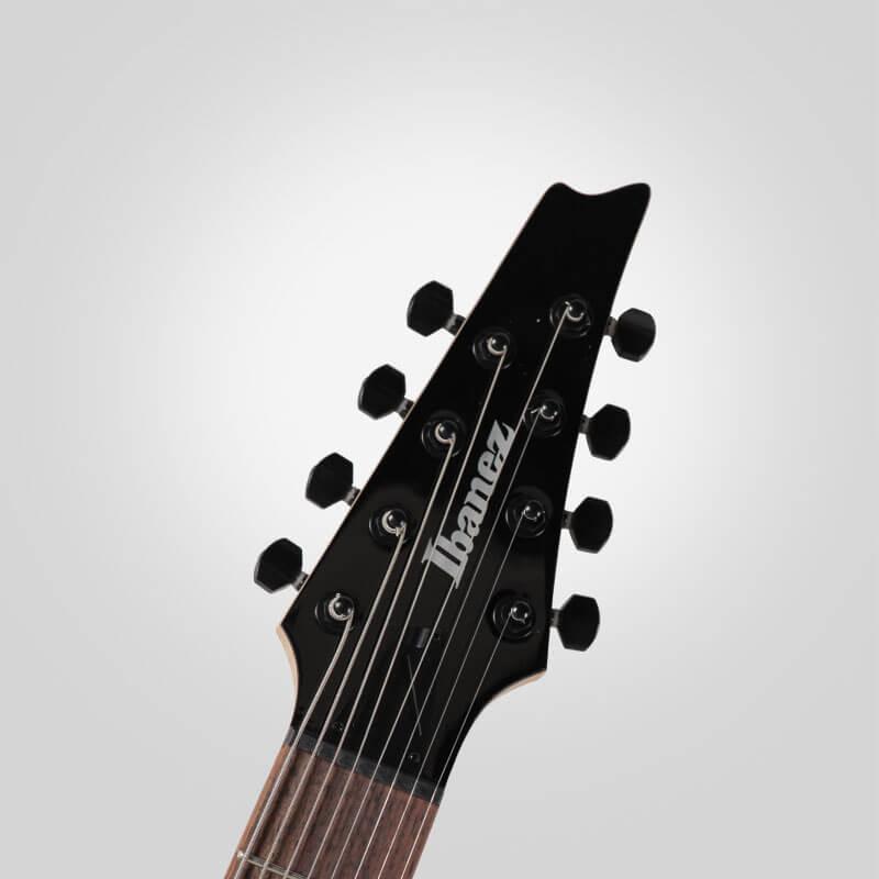 Ibanez官方旗舰店 爱宾斯 依班娜RG8-BK RG Standard 8弦电吉他 03