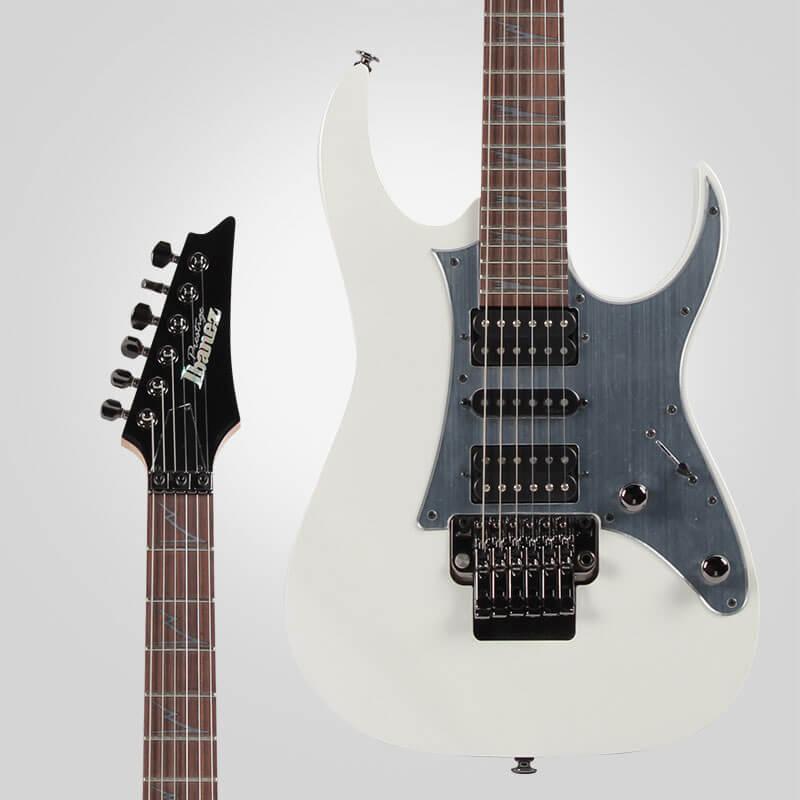 Ibanez 爱宾斯 依班娜 RG2550Z 日产 电吉他 24品双摇 02